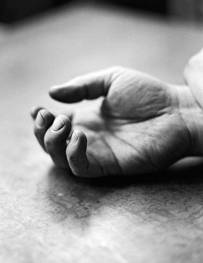 Die Hand Gottes